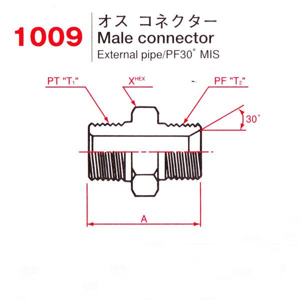 画像1: 1009(同径)  BS:8002 (1)